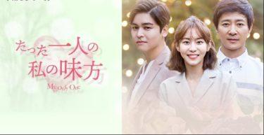 【たった一人の私の味方】韓国ドラマ動画をフル無料視聴!全53話の3話までタダはココだけ