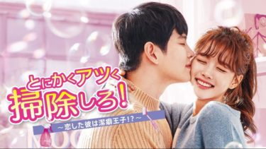 【とにかくアツく掃除しろ!】韓国ドラマ動画をフル無料視聴!全23話を日本語字幕で見放題!