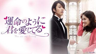 【運命のように君を愛してる】韓国ドラマ動画をフル無料視聴!全20話を日本語字幕で