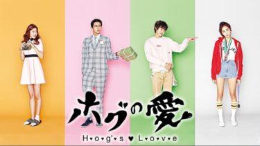 【ホグの愛】韓国ドラマ動画をフル無料視聴!全16話・2話以降も日本語字幕で見放題!